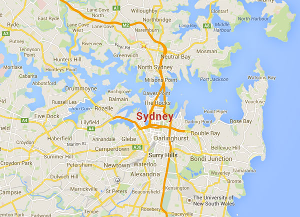 Sydney_map